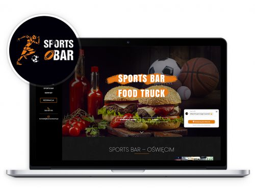 Sports Bar – Food Truck Oświęcim